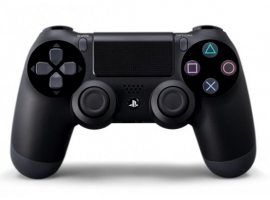 PS4™ DUALSHOCK BLACK-PlayStation®4 Accessories