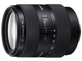 SAL16105-Interchangeable Lens-Zoom