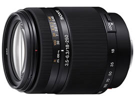 SAL18250-Interchangeable Lens-Zoom