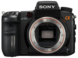 DSLR-A700-Interchangeable Lens Camera-DSLR-A700