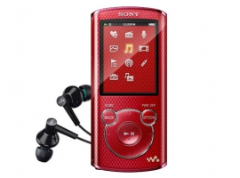 NWZ-E464/R-Walkman® Digital Media Players-E Series