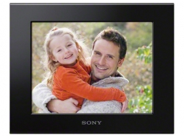 DPF-C800-S-Frame Digital Photo Frame-Standard