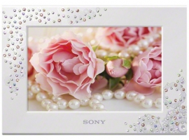 DPF-C700/WI-S-Frame Digital Photo Frame-Standard