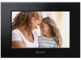 DPF-C70A/B-S-Frame Digital Photo Frame-Standard