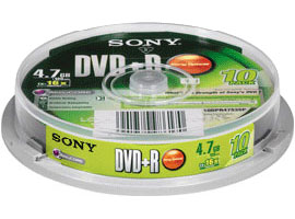 10DPR47S3SP-Data Storage Media-DVD