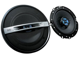 XS-GTF1625B-Xplod™ Speakers / Subwoofer-Speakers