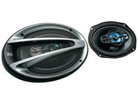 XS-GTX6940S-Xplod™ Speakers / Subwoofer-Speakers