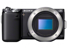 NEX-5N/B-Interchangeable Lens Camera-NEX-5N