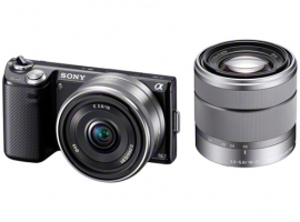 NEX-5ND/B-Interchangeable Lens Camera-NEX-5N