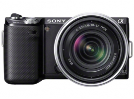 NEX-5NK/B-Interchangeable Lens Camera-NEX-5N