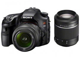 SLT-A65VY-Interchangeable Lens Camera-SLT-A65V