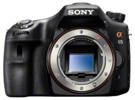 SLT-A65V-Interchangeable Lens Camera-SLT-A65V