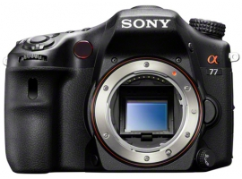 SLT-A77V-Interchangeable Lens Camera-SLT-A77V