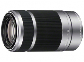 SEL55210-Interchangeable Lens-Zoom