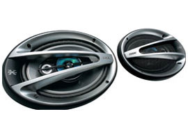 XS-GTX6930-Xplod™ Speakers / Subwoofer-Speakers