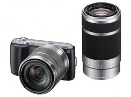 NEX-C3Y/B-Interchangeable Lens Camera-NEX-C3