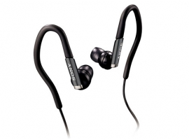 MDR-AS41EX/B-Headphones-Active Series Headphones