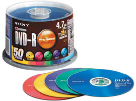 50DMR47SX3-Data Storage Media-DVD