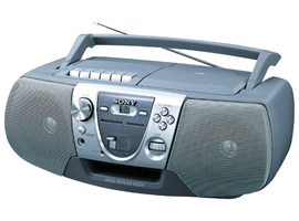 CFD-V8-CD / Radio / Cassette Players-CD Radio Cassette Player