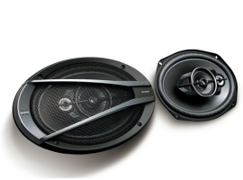 XS-GTX6932-Xplod™ Speakers / Subwoofer-Speakers