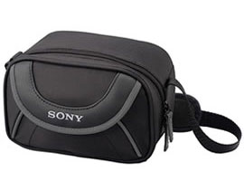 LCS-X10/B-Handycam® Accessories-Carrying Case