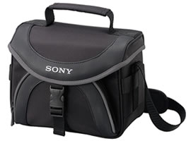 LCS-X20/B-Handycam® Accessories-Carrying Case