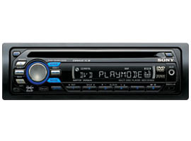 MEX-DV900-Xplod™ In Car Visual-DVD / VCD Player
