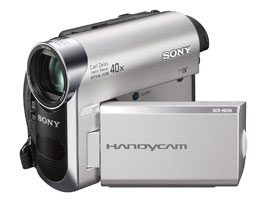 DCR-HC54E-Handycam® Video Camera-MiniDV Tape