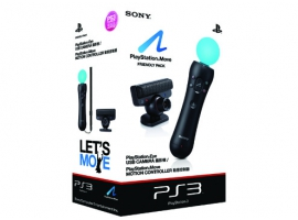 PlayStation Move Friendly Pack-PlayStation®3-PlayStation®3 Accessories