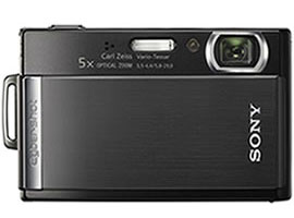 DSC-T300/B-Digital Camera-T Series