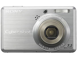 DSC-S750-Digital Camera-S Series
