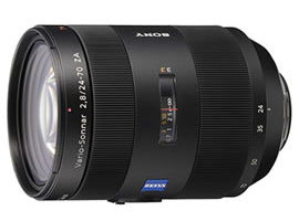 SAL2470Z-Interchangeable Lens-Carl Zeiss® Lens