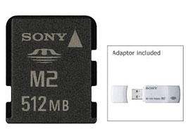 MS-A512U-Memory Stick/SD Memory Card-Memory Stick Micro™