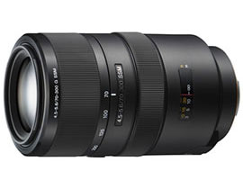 SAL70300G-Interchangeable Lens-G Lens