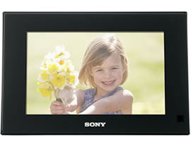 DPF-D70/B-S-Frame Digital Photo Frame-Standard