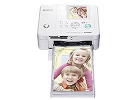 DPP-FP85/W-Digital Photo Printer