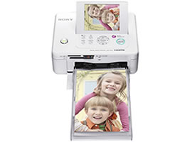 DPP-FP95/W-Digital Photo Printer