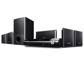DAV-DZ270K-DVD Home Theatre Systems