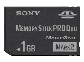 MS-MT1G-Memory Stick/SD Memory Card-Memory Stick PRO Duo™