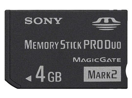 MS-MT4G-Memory Stick/SD Memory Card-Memory Stick PRO Duo™