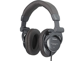 MDR-V900HD-Headphones-Sound Monitoring Headphones