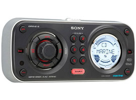 CDX-H905IP-Marine Head Unit