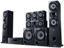 HT-DDW5000-Home Theatre Component System