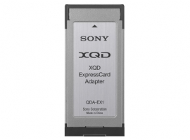 QDA-EX1-Memory Stick/SD Memory Card-Adaptor
