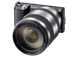NEX5NHB-Interchangeable Lens Camera-NEX-5N