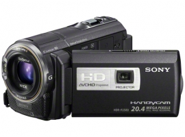 HDR-PJ580VE-Handycam® Camcorder-Flash / Memory Stick