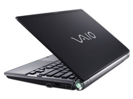 VGN-Z16GN/B-VAIO™ Laptops & Computers-Z Series (VPCZ)