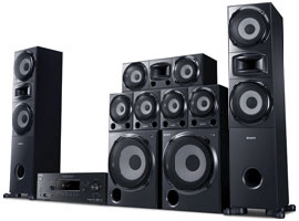 STR-K7000SW/PH-Home Theatre Component System