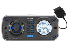 CDX-HR905IP-Marine Head Unit