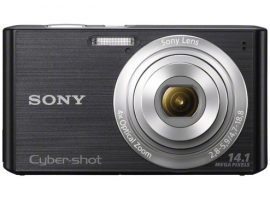 DSC-W610/B-Digital Camera-W Series